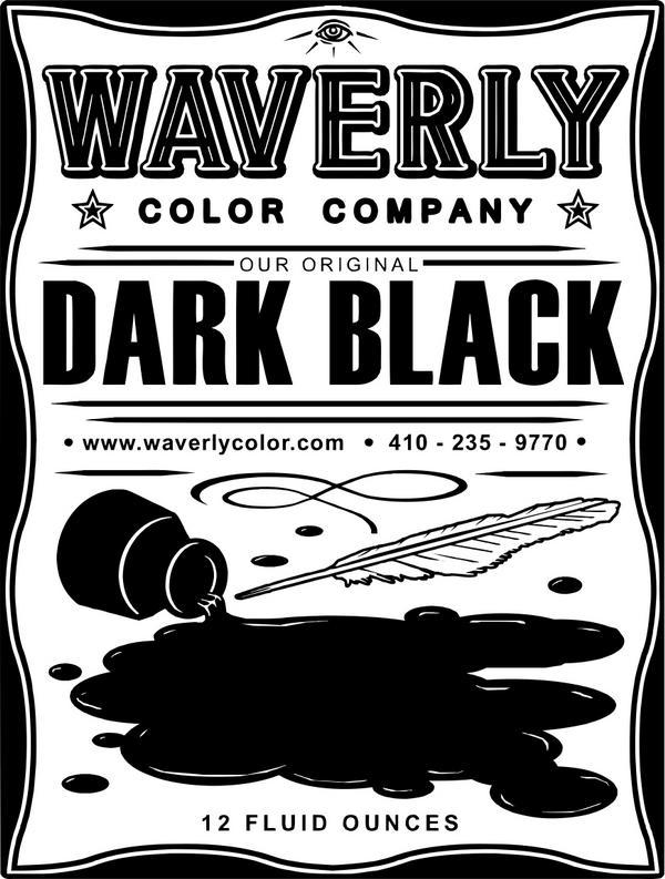 tattoo artist magazine, Waverly Color