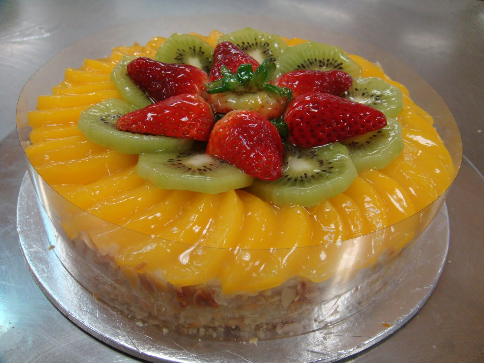 fruit bottom cake recipe from tablespoon fruit bottom cake recipe from ...