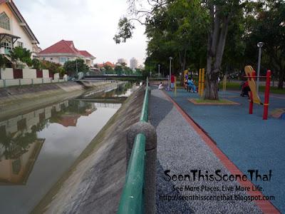 Telok Kurau Park Singapore Pictures on Telok Kurau Park