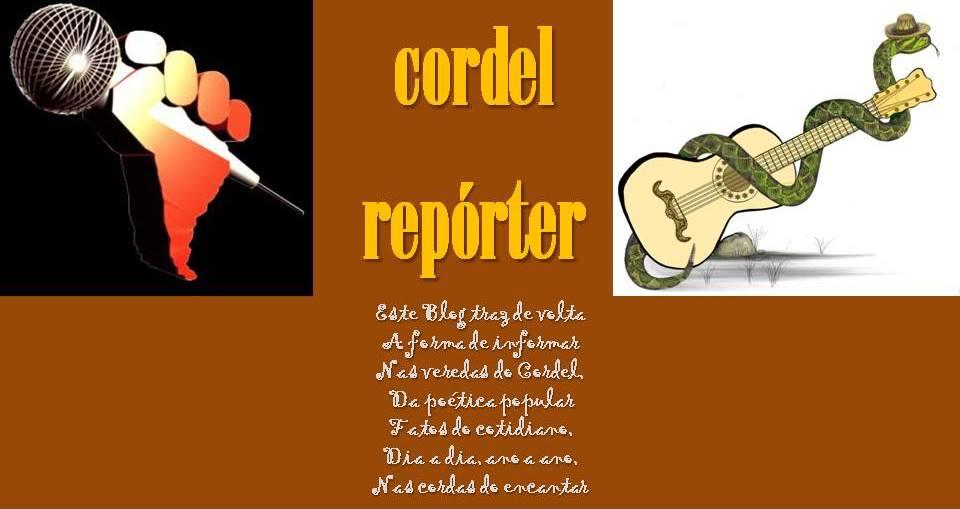 CORDEL REPÓRTER