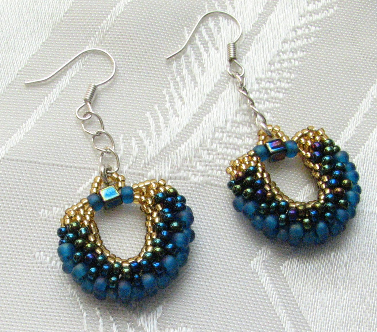 earrings | Beads by Roni