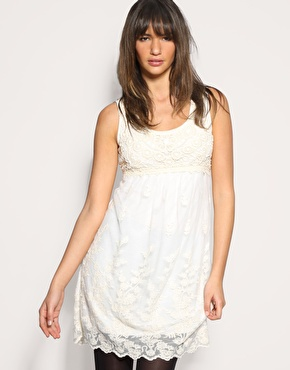 vestido lencero