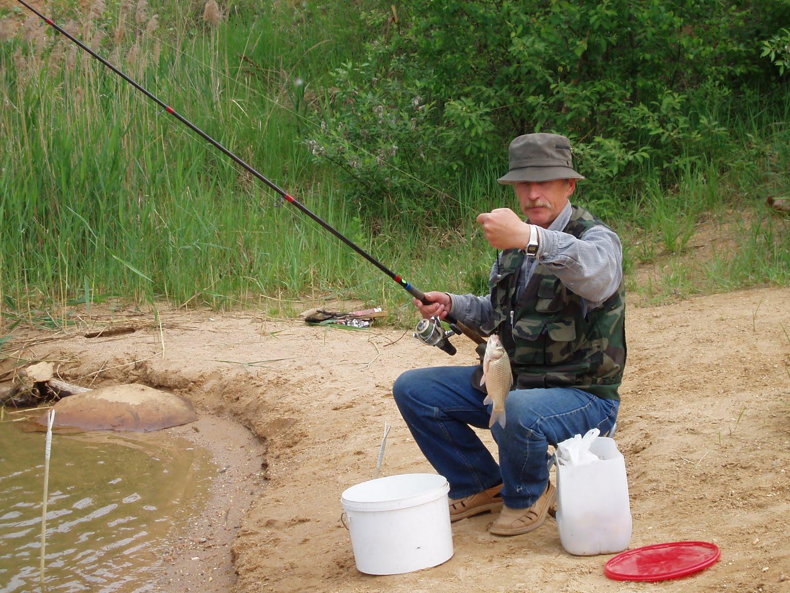 ловля на каши летом