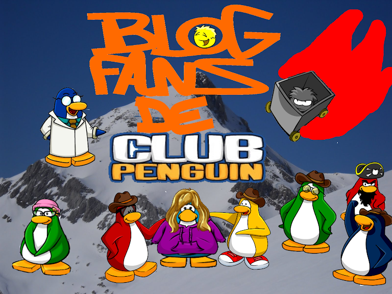 Blog Fans de Club Penguin