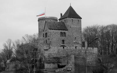 Zamek nad Czarną Przemszą