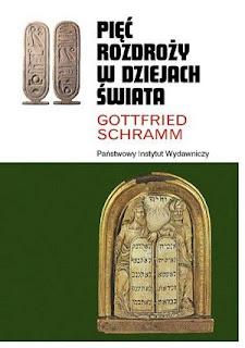 Gottfried Schramm. Pięć rozdroży w dziejach świata.