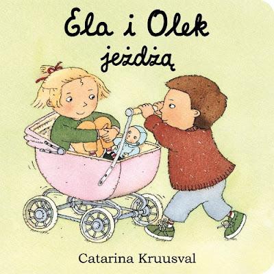 Catrina Kruusval. Ela i Olek jeżdżą.