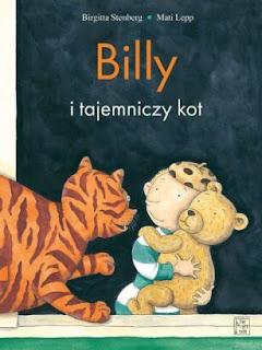 Birgitta Stenberg, Mati Lepp. Billy i tajemniczy kot.
