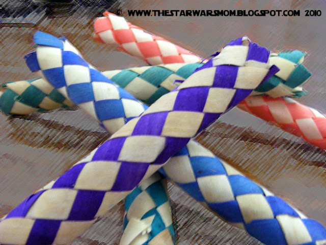Star Wars - Midichlorian Finger Traps - Using the Force