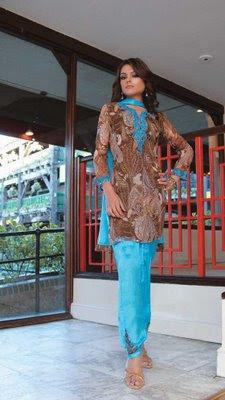Pakistan Salwar Fashion