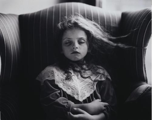sally carman. Sally Mann: Damaged Child