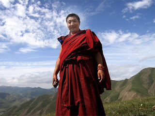 Labrang Monk, Jigme, Arrested