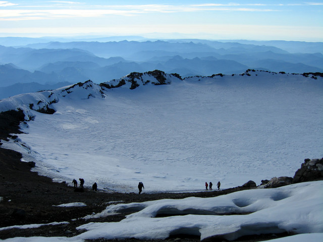 Summit Crater
