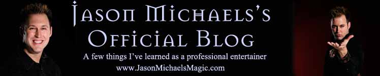 Jason Michaels Official Blog