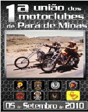 União Motoclubes 2010