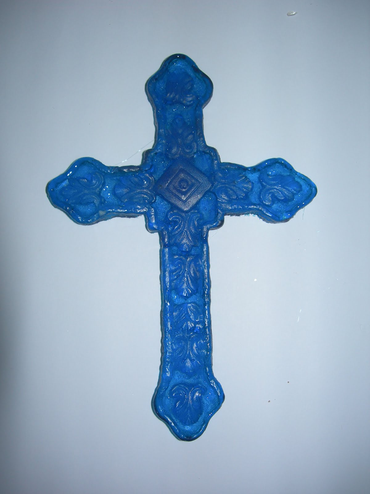 Decorate The Cake  A Trio Of Crosses By Sandy Swart