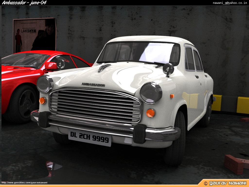 CARZ WALLPAPERS Hindustan Motors Wallpapers