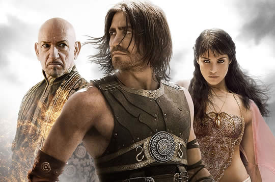Cinema:Filme Prince of Persia: As areias do Tempo