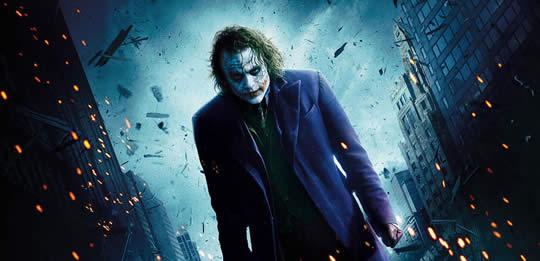 As 10 Melhores Adaptações de HQs para o Cinema - Batman/O Cavaleiro das Trevas