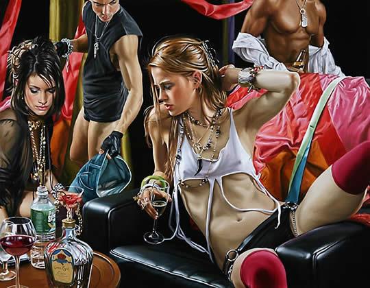 Arte Erótica/Nu Artístico - 02