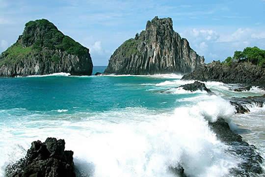 As Mais Lindas e Exuberantes Praias do Nordeste/Fernando de Noronha - Pernambuco