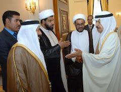 فخرية القيادة والانجازات الإنسانية لسمو الشيخ خليفة بن سلمان