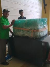 Vas batu pualam 500 kg