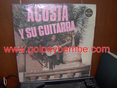 Acosta y su Guitarra