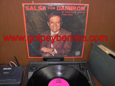 Damiron & Lydia Sosa - Salsa Con Damiron