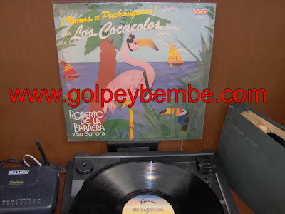 Roberto de la Barrera - Vamos a Pachanguear con los Cocacolos