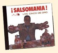 Los 5 de Oro Salsomania