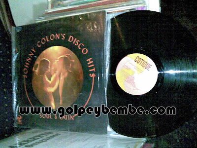 Johnny Colon - Soul Y Latin