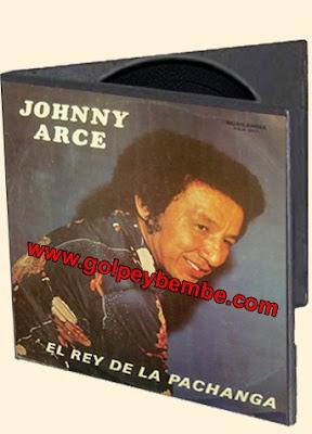 Johnny Arce - El Rey de la Pachanga