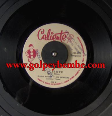Mario Allison y su Estrellas 45 RPM