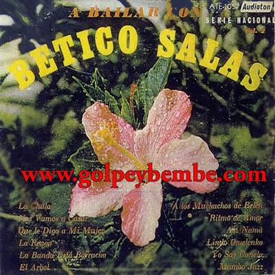 Betico Salas - A Bailar con Betico Vol 2