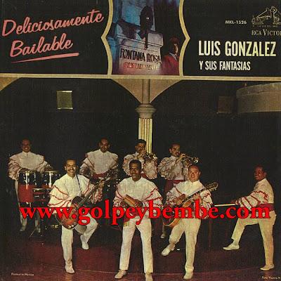 Luis Gonzalez - Deliciosamente Bailable
