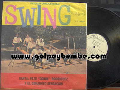 Conjunto Sensacion - Swing