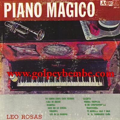 Leo Rosas - Piano Magico
