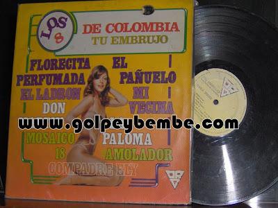 Los 8 de Colombia - Tu Embrujo