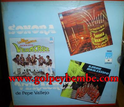 Sonora Veracruz - Triple