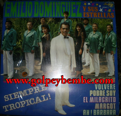 Emilio Dominguez - Siempre Tropical