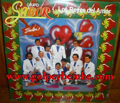 Grupo Sabor - Los Reyes del Amor