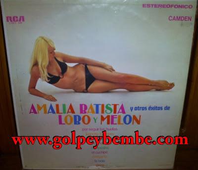 Lobo y Melon - Amalia Batista