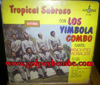 Los Yimbola Combo - Tropical Sabroso