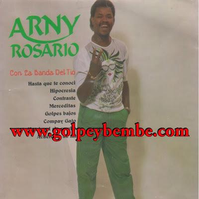 Arny Rosario - Con La Banda del Tio