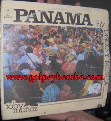 Toby Muñoz - Panama en Disco y Murga
