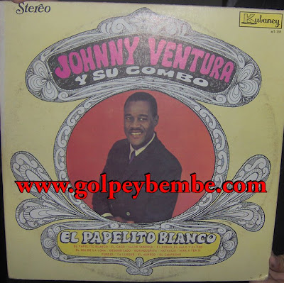 Johnny Ventura - El Papelito Blanco