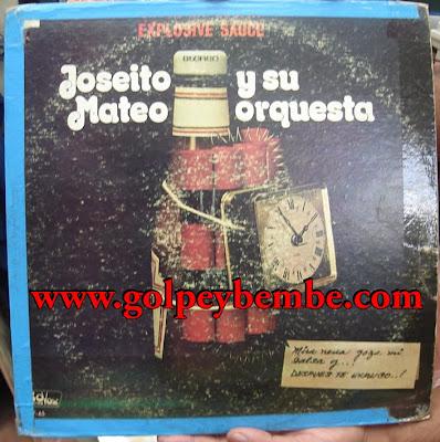 Joseito Mateo - Salsa Explosiva