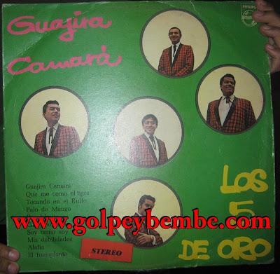 Tomas Di santo y Los 5 de Oro - Guajira Camara