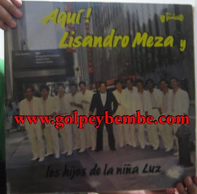 Lizandro Meza - Aqui